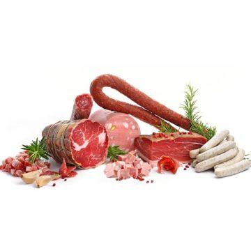 Salumi e carne