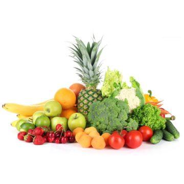 Frutta, Verdura e Legumi
